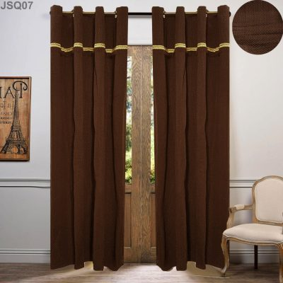 Desi Pakistani Style Curtains Making & Prices
