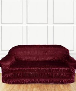 China Silk Taffeta Sofa Covers