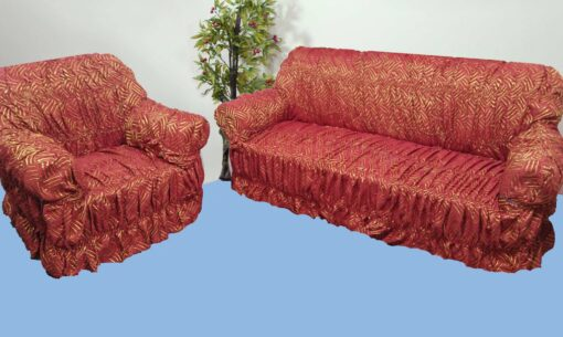 buy sofa covers online in pakistan Red