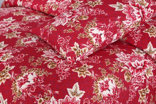 Imported Cotton Satin Bed Sheet 01