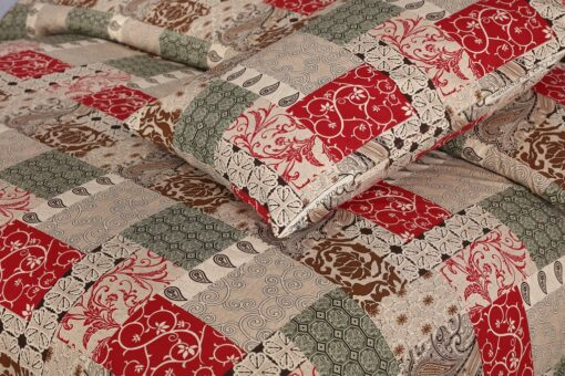 Imported Cotton Satin Bed Sheet 02