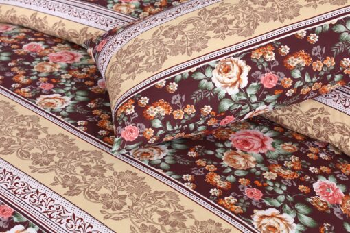 Imported Cotton Satin Bed Sheet 06