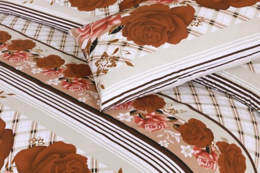 Imported Cotton Satin Bed Sheet 08