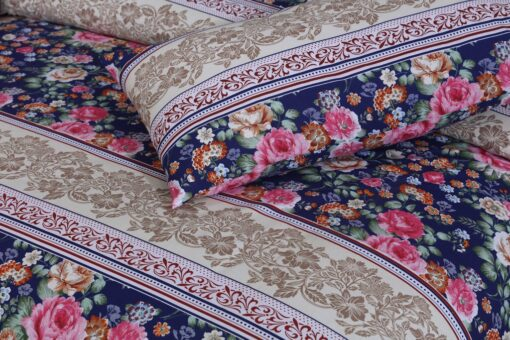 Imported Cotton Satin Bed Sheet 09