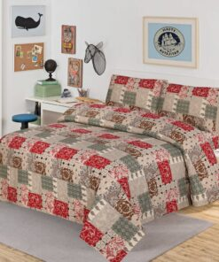 Imported Cotton Satin Bed Sheet 2