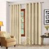 Imported Malai Velvet Curtains Caream