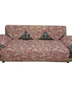 Modern Country Style Flower Pattern Quilted Sofa Covers/Sofa Runner