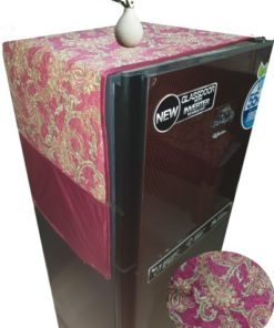 Quilted Fridge Top Cover