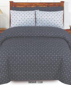 Cotton Bed Sheet High Quality Print 28