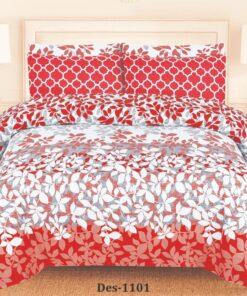 Cotton Bed Sheet High Quality Print 7