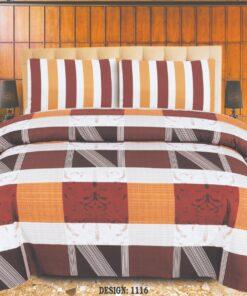 Cotton Bed Sheet High Quality Print 9