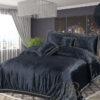 Embossed Velvet Bed Sheet 06