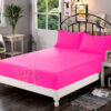 Fitted Sheet Light Pink
