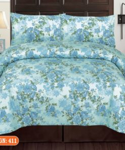 cotton bed sheet 411